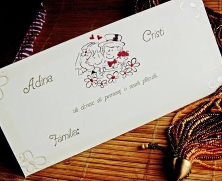 Place carduri si meniuri nunta