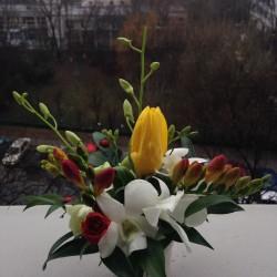 Aranjamente florale in ceramica
