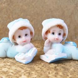 Marturii ieftine botez baieti 130101AB : bebe bleu – 5 x 4 cm – 6 lei/buc (marturii set 2 buc – comanda trebuie sa fie numar par)