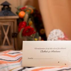 Place carduri nunta cu plic pentru bani 3609