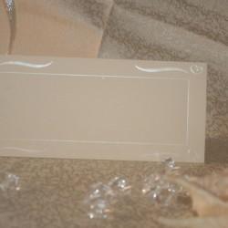 Place carduri nunta cu plic pentru bani PZA6