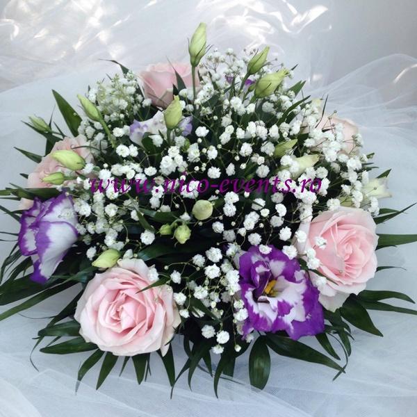 Aranjamente Florale Pentru Nunta Si Botez
