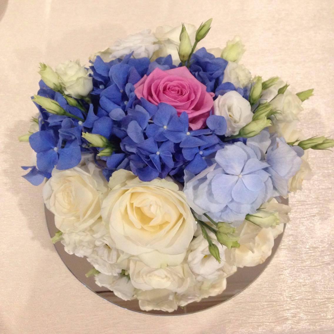 Aranjamente florale nunta si botez
