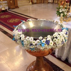 Cristelnita botez baietel CB001