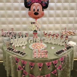 Candy Bar botez Minnie Mousse