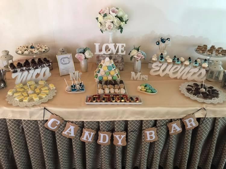 Candy bar nunta si botez